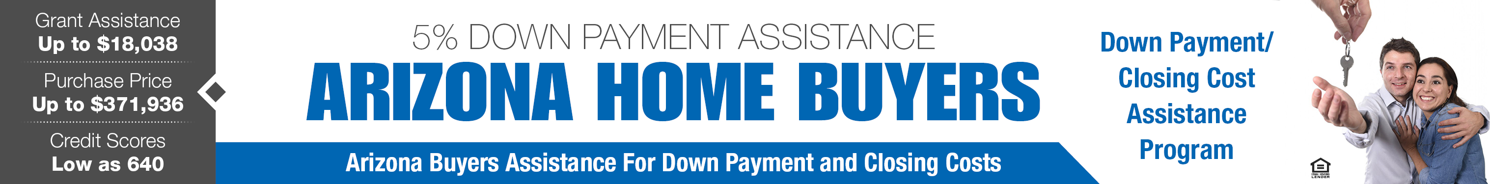 Arizona Down Payment Assistance